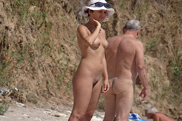hot nude beach voyeur milf